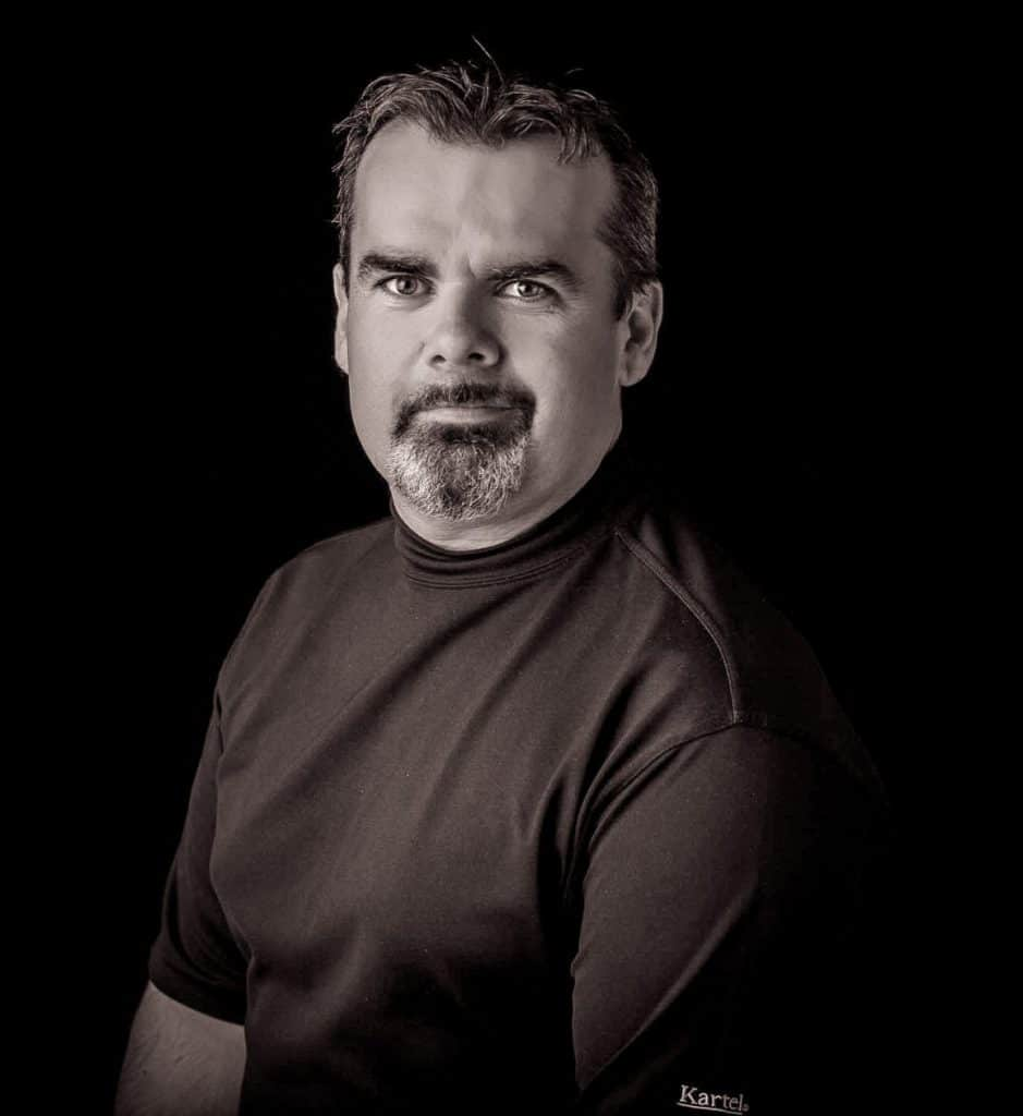 John McMAhon Portrait
