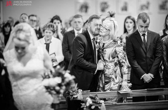 Documentary wedding photo from galway based photographer John McMahon