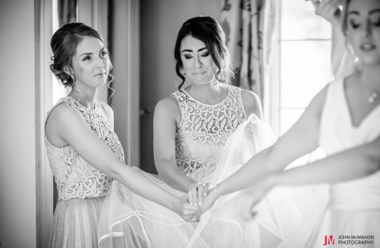 Galway reportage wedding photographer