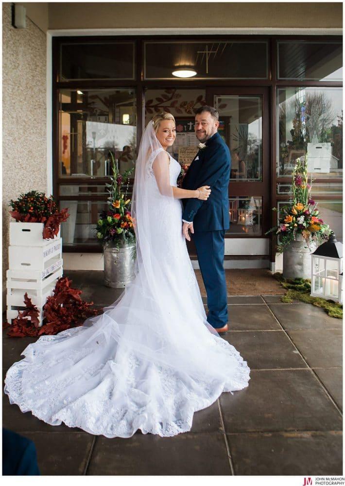 Oranmore wedding ceremony