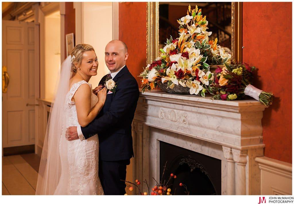 Wedding Photo Galway Crystal
