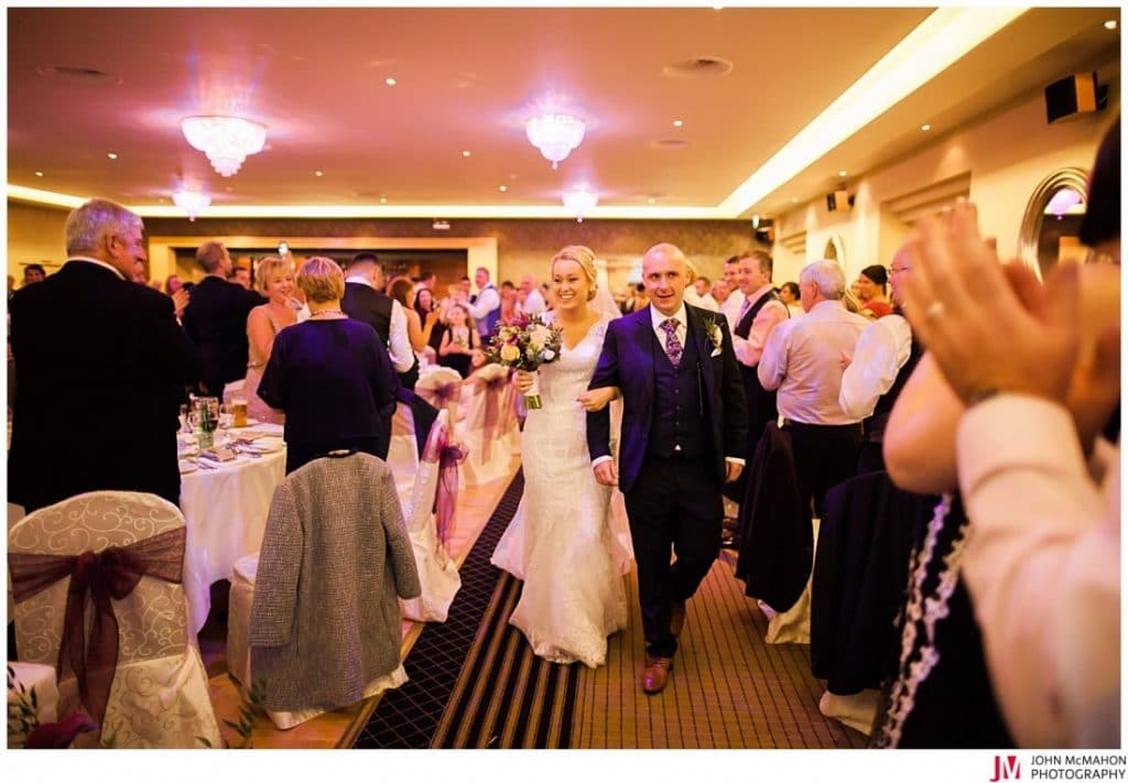 Wedding Reception Raheen Woods Hotel