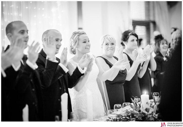 Raheen Woods Hotel Wedding