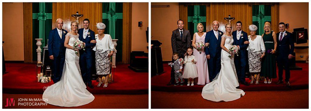 Diamond Coast Hotel wedding - John McMahon Photography