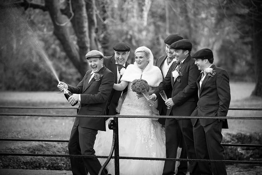 Westwood House Hotel Wedding Galway