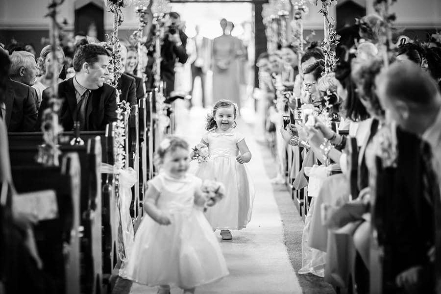 Hodson Bay Hotel Wedding