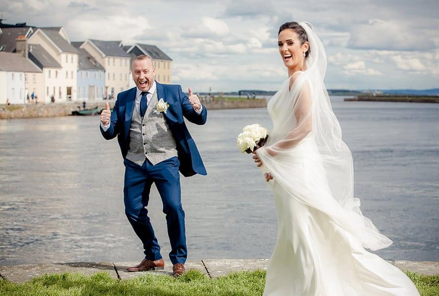 Clayton Hotel Wedding Galway