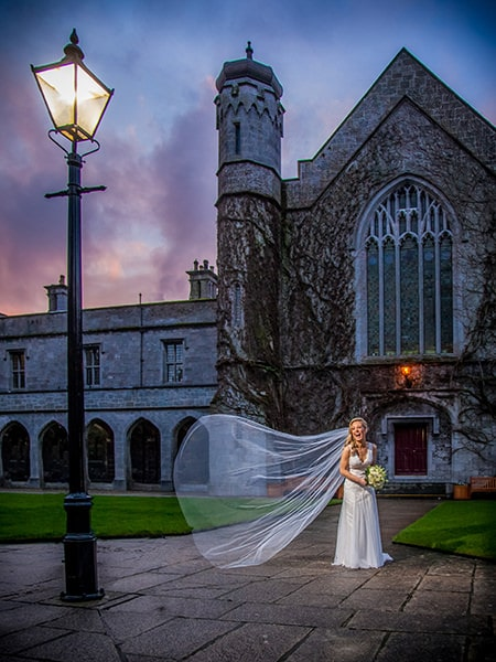 Weddings Quad Galway
