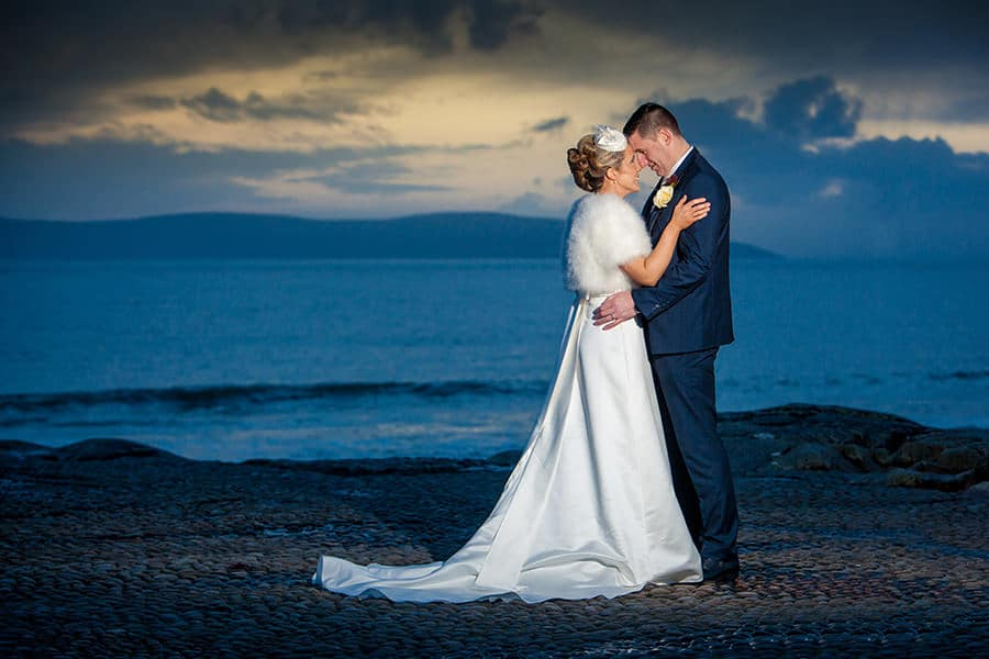 Winter weddings galway
