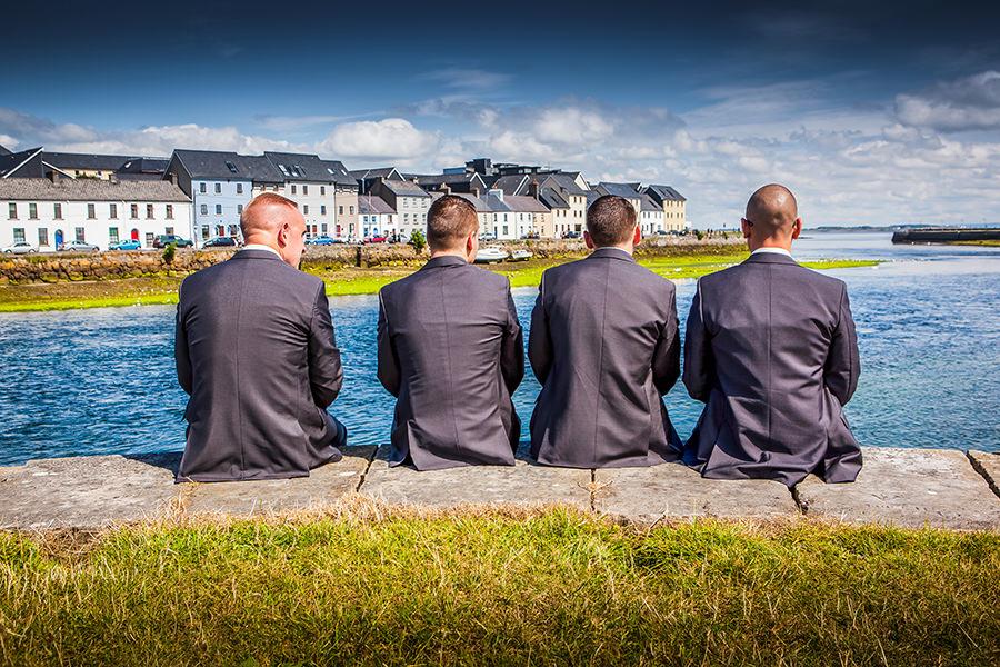 wedding Claddagh Galway & Claregalway Hotel
