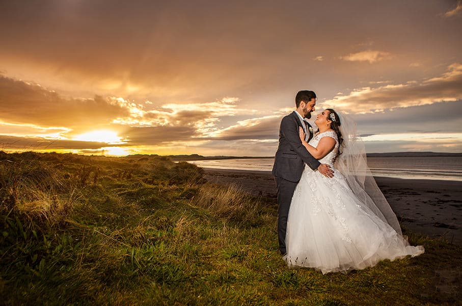 Wedding Ocean Sands Hotel Enniscrone