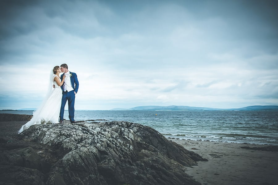 Salthill Prom Wedding Photo