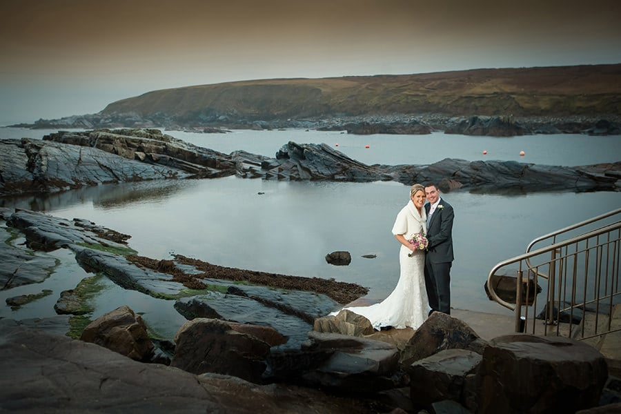 Wedding Reception Broadhaven Bay Hotel