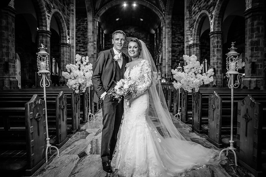 Wedding Galway Cathedral