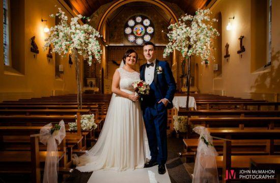 Wedding St Joseph's Church Kinvarra
