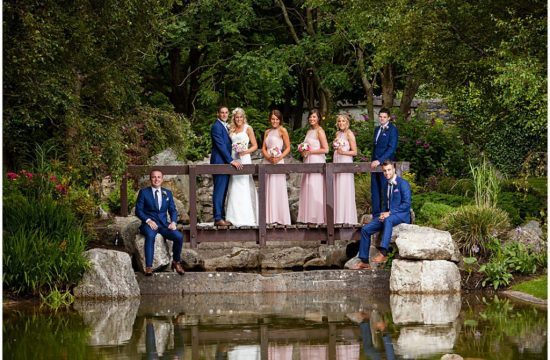 Salthill Hotel wedding photos