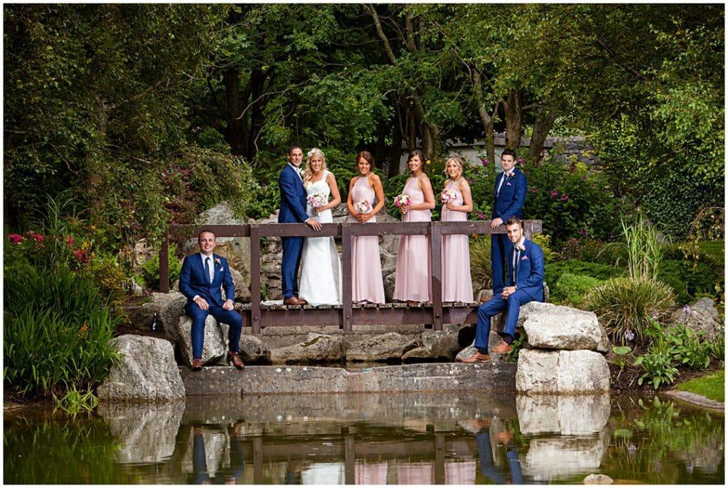 Salthill Hotel wedding photos