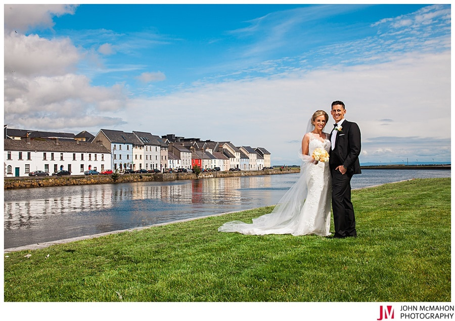 Wedding Photography in the Claddagh