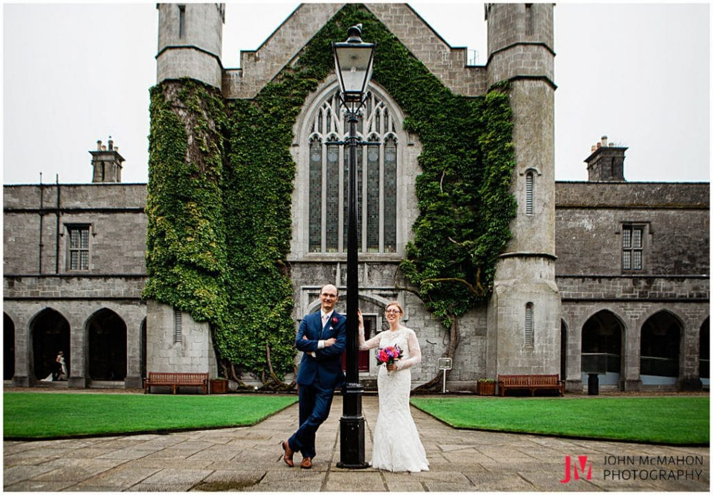wedding photography in the Quad