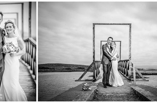Wedding photos in Mulranny Mayo