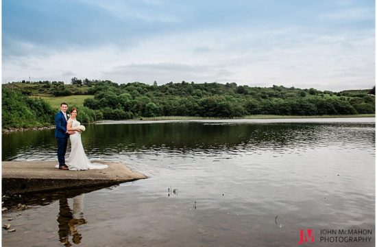 Maria and Michael's wedding in the Castlecourt Hotel