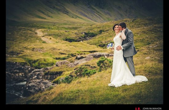 Ann Marie & Paul's wedding in the Claregalway Hotel