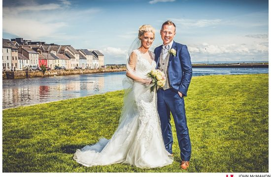 Claddagh Galway wedding day photos