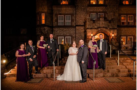 Bridal Party in Breaffy