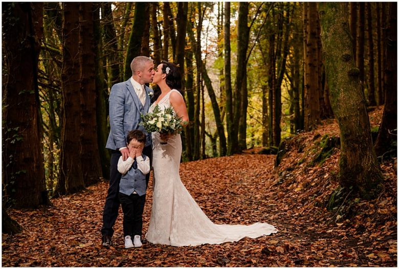 Wedding photos from Belleek Woods
