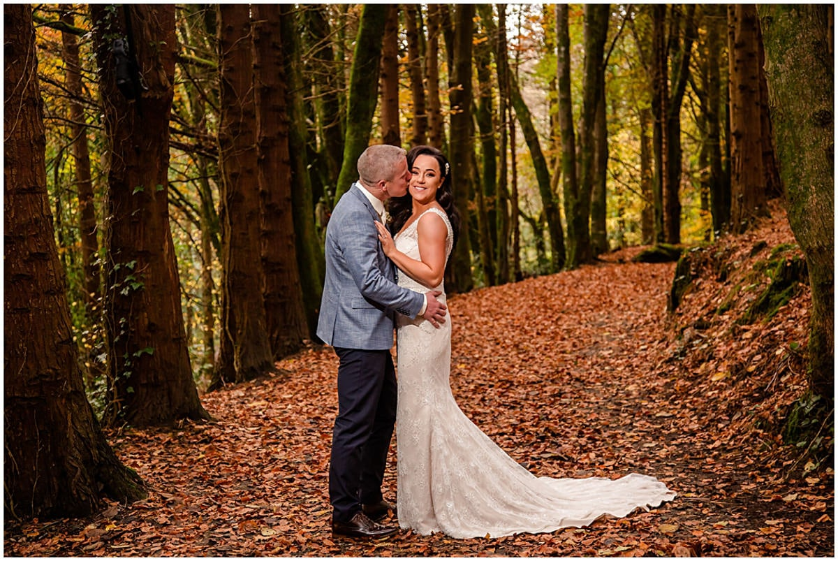 Wedding photos from Belleek Woods