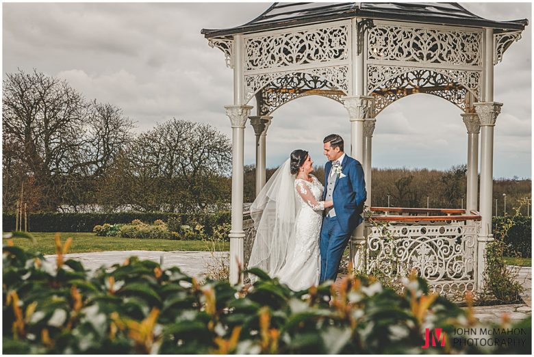 Michelle and Alex's wedding in Glenlo Abbey