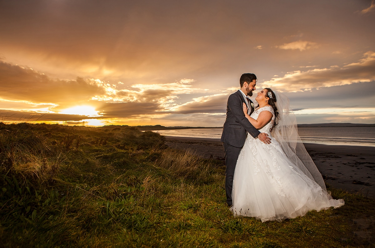 Wedding in the Ocean Sands Hotel Enniscrone