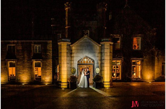 Sarah and Fergal's wedding in Abbey Hotel Roscommon