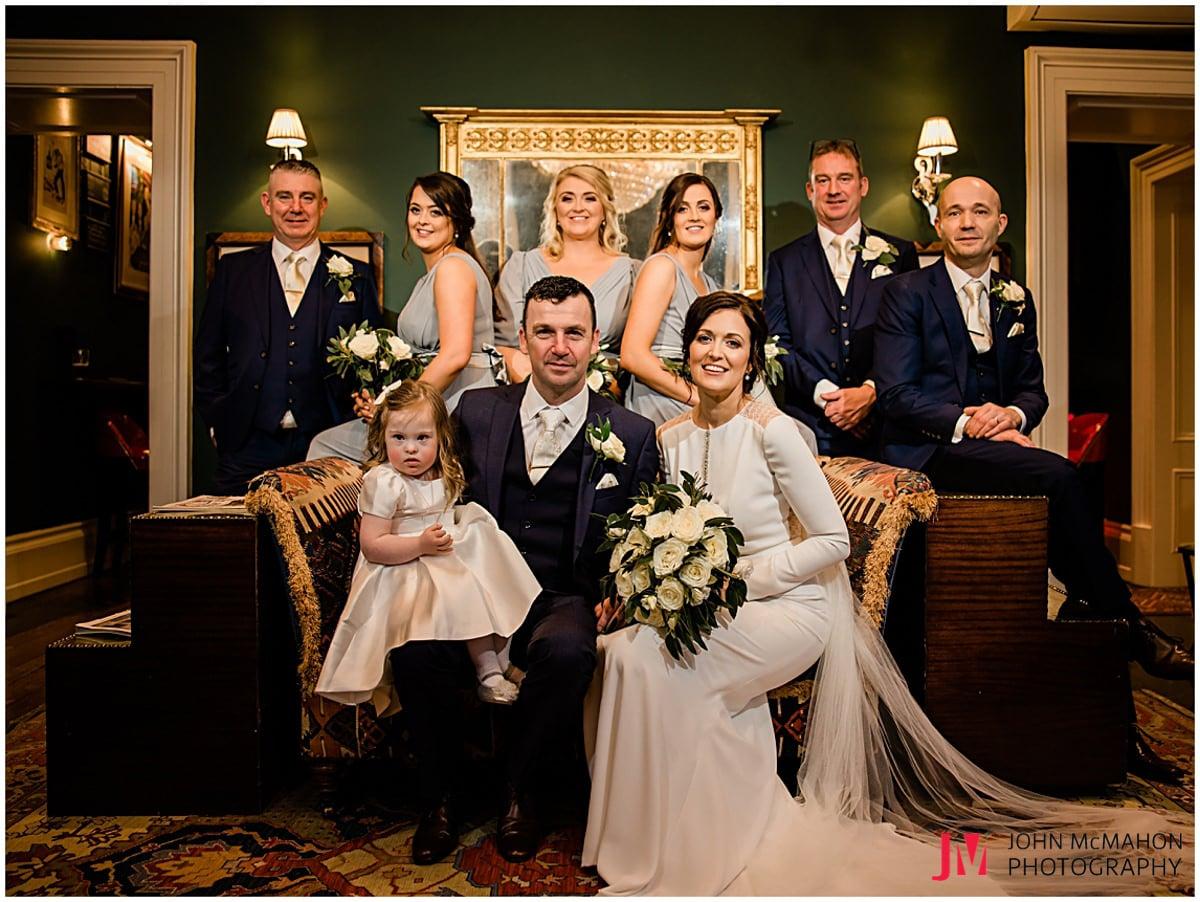 Wedding photos from the Lodge At Ashford