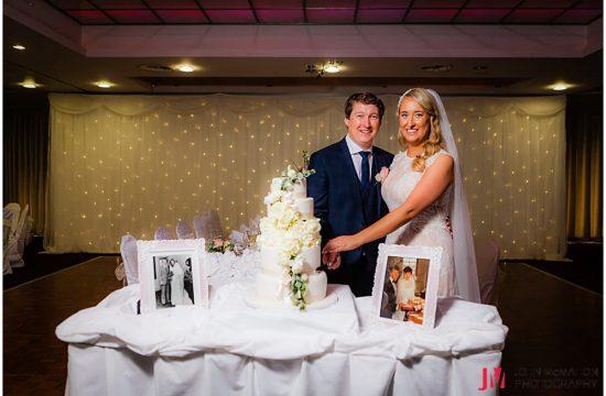 Laura & Mark's wedding in the Clayton Hotel Galway