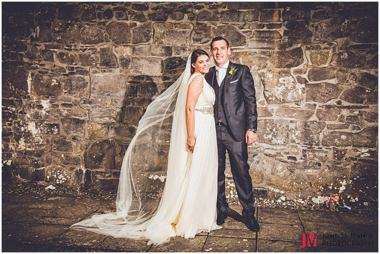 Pamela & Mark's wedding in Ballintubber Abbey Mayo