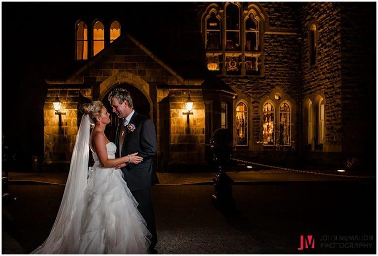 Mike Denver wedding in Kilronan Castle