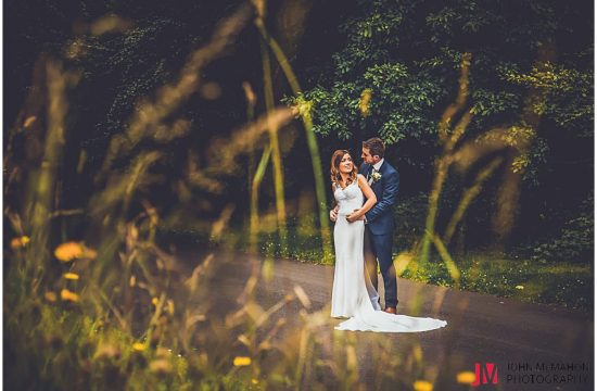 Linda & Adrian's Shearwater Hotel wedding in Ballinasloe Co Galway