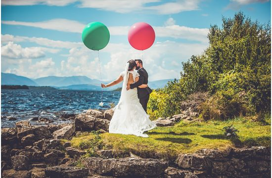 Cathy & Ale's wedding in Headford Co Galway