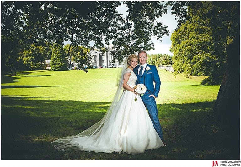 Wedding in Belleek Castle Ballina Mayo