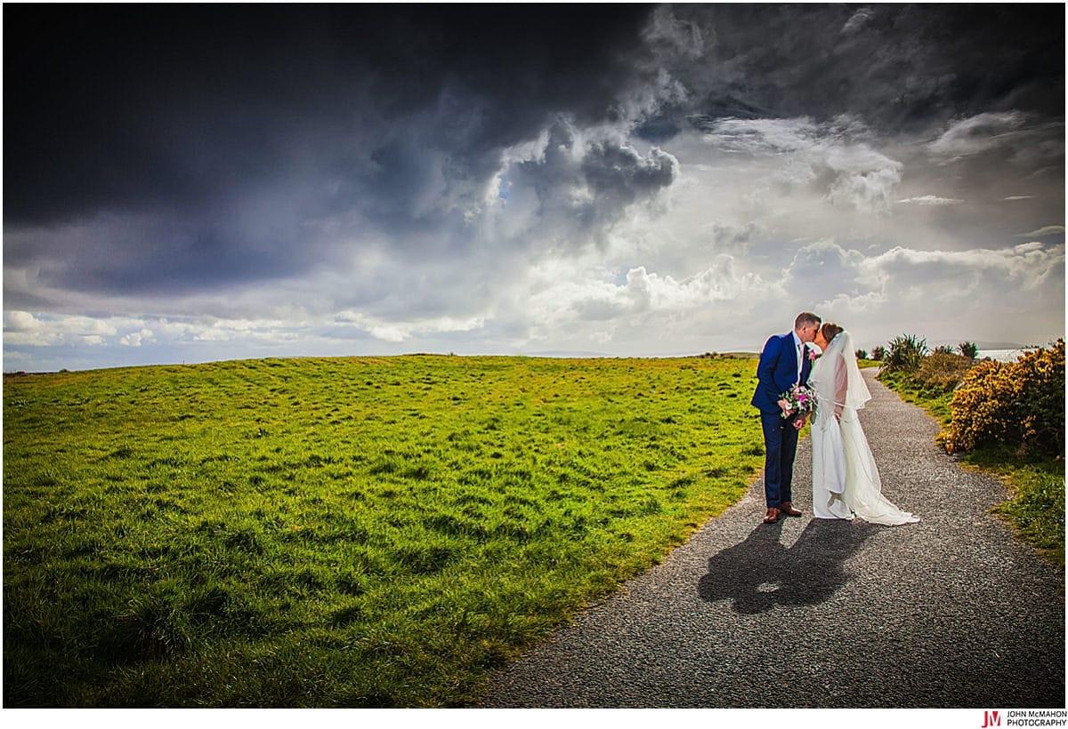 Wedding Photos Ballyloughane Beach Renmore